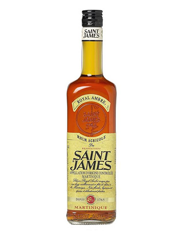 SAINT JAMES AMBRE 45° (70cl)